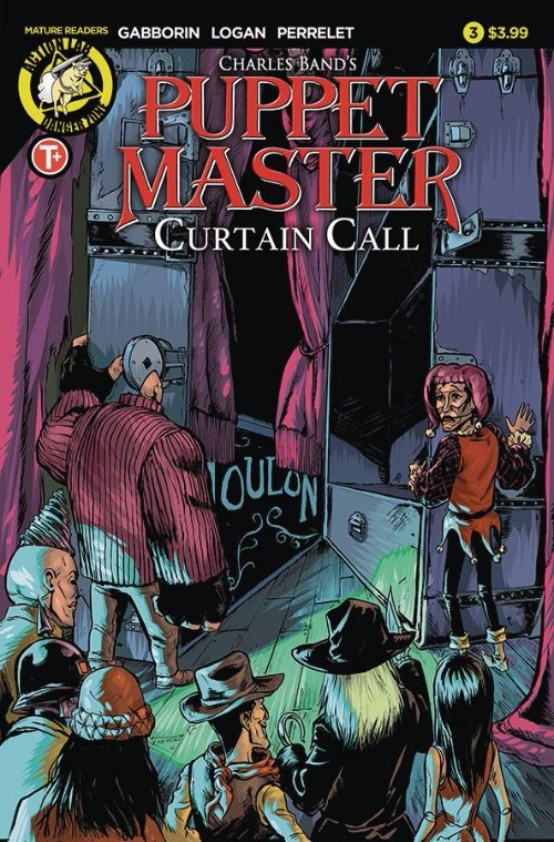 PUPPET MASTER: CURTAIN CALL#3
