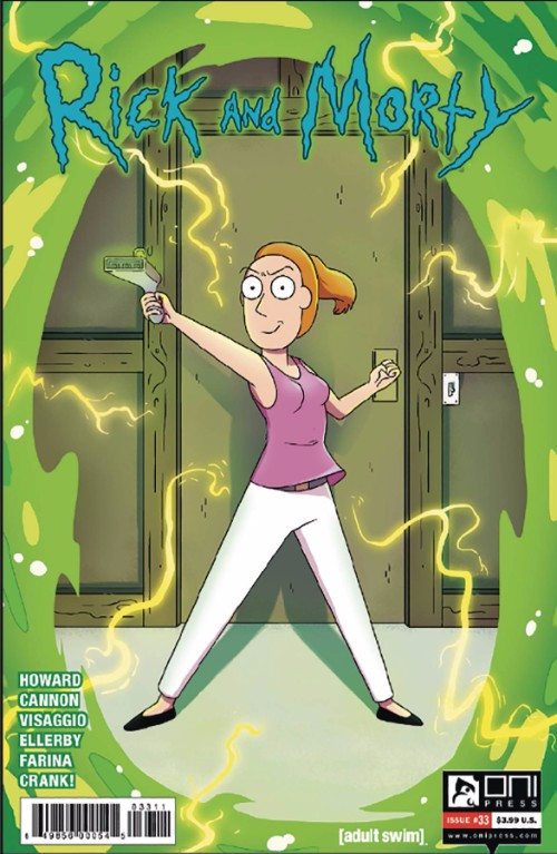 RICK AND MORTY#33
