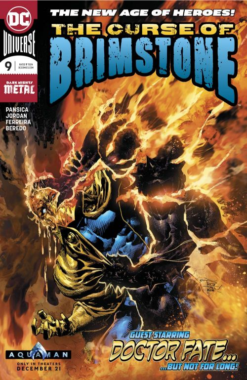 CURSE OF BRIMSTONE#9