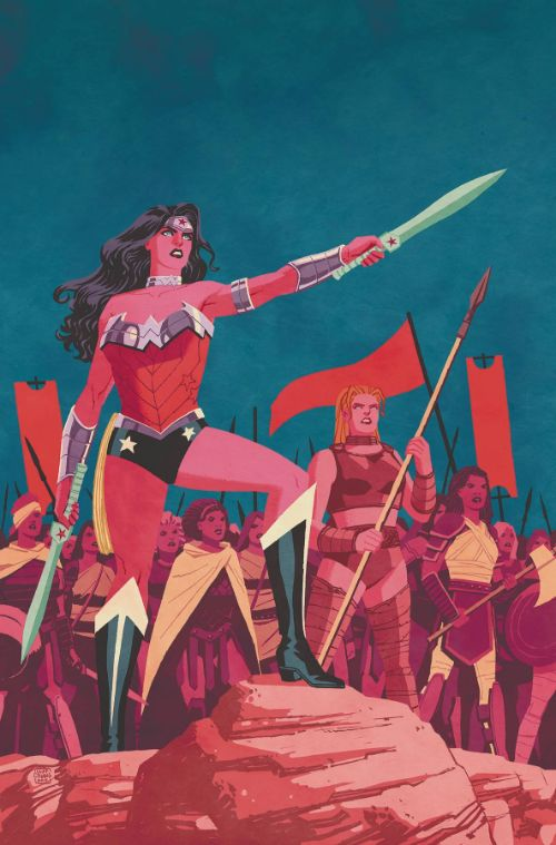 ABSOLUTE WONDER WOMAN BY BRIAN AZZARELLO AND CLIFF CHANGVOL 02