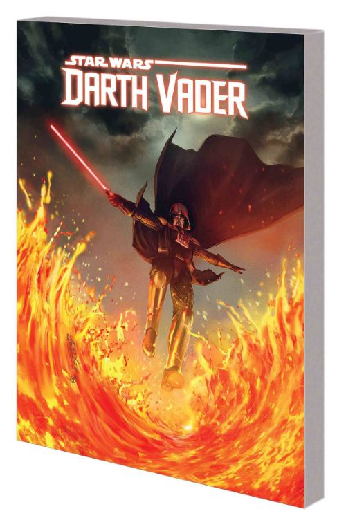 STAR WARS: DARTH VADER--DARK LORD OF THE SITH VOL 04: FORTRESS VADER