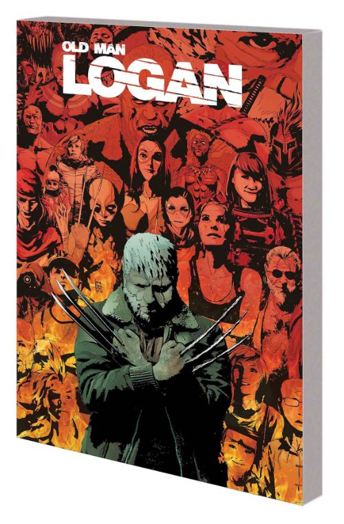 OLD MAN LOGAN VOL 10: END OF THE WORLD