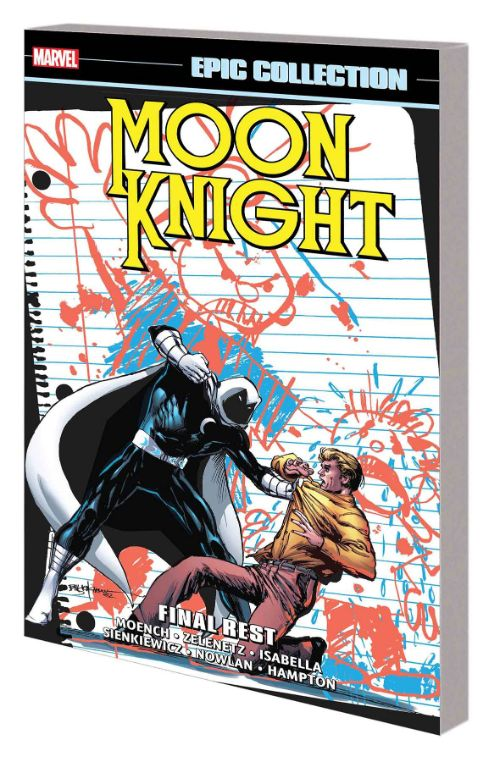 MOON KNIGHT EPIC COLLECTIONVOL 03: FINAL REST