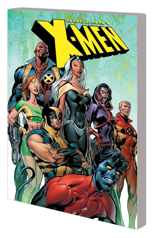 X-MEN: RELOAD BY CHRIS CLAREMONT VOL 01: END OF HISTORY