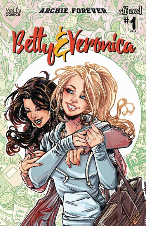 BETTY AND VERONICA#1