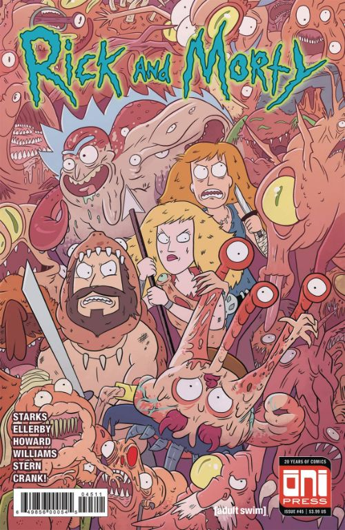 RICK AND MORTY#45