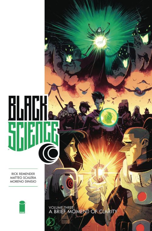 BLACK SCIENCE PREMIERE EDITION VOL 03