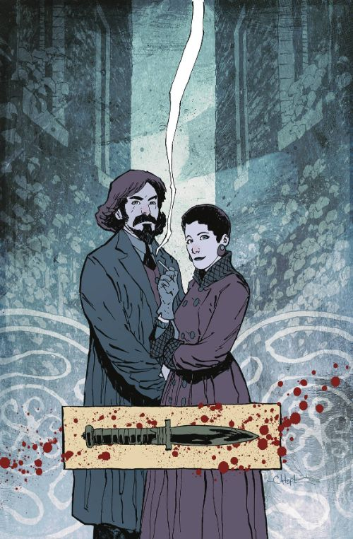 WITCHFINDER: THE REIGN OF DARKNESS#2
