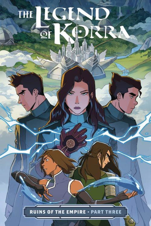 LEGEND OF KORRA: RUINS OF THE EMPIREPART 03