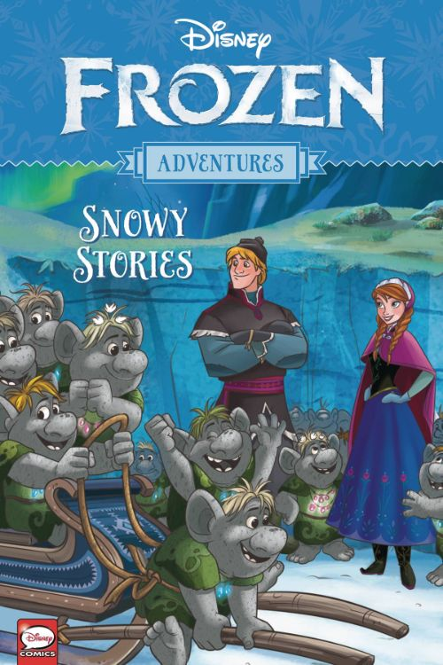 DISNEY FROZEN ADVENTURES: SNOWY STORIES