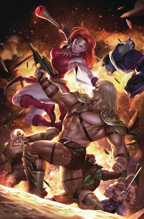 HE-MAN AND THE MASTERS OF THE MULTIVERSE#2