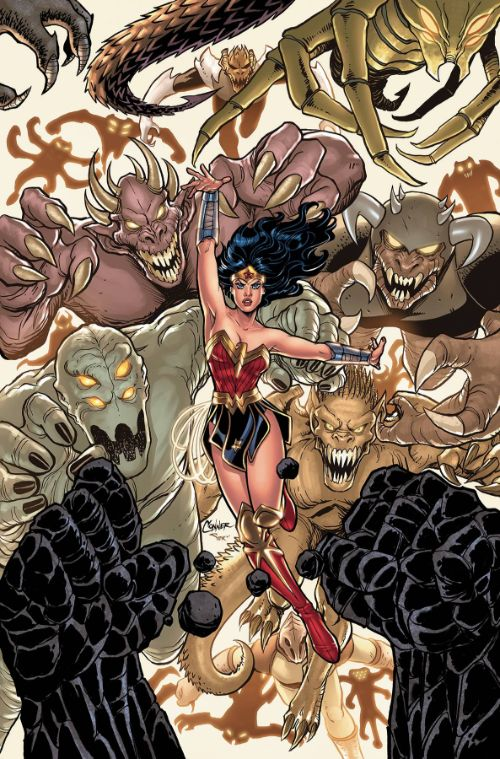 WONDER WOMAN: COME BACK TO ME#6