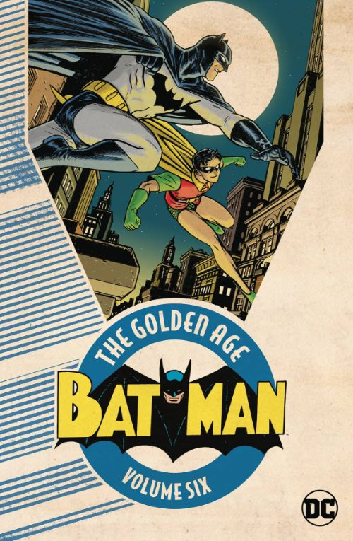 BATMAN: THE GOLDEN AGE VOL 06