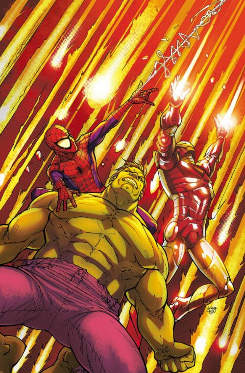 MARVEL ACTION CLASSICS: SPIDER-MAN TWO-IN-ONE#2