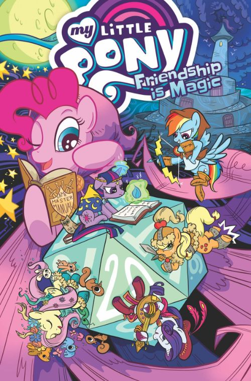 MY LITTLE PONY: FRIENDSHIP IS MAGIC VOL 18