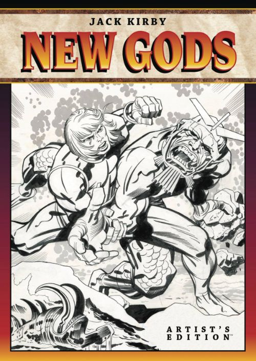 JACK KIRBY'S NEW GODS ARTIST'S EDITION