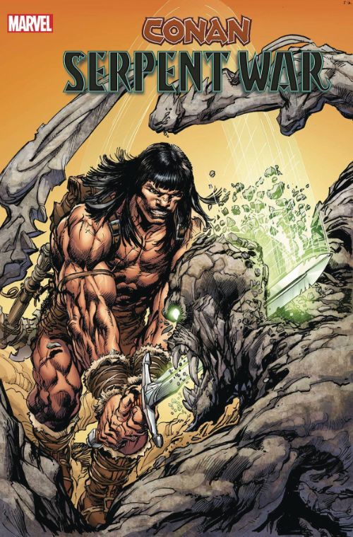 CONAN: SERPENT WAR#1