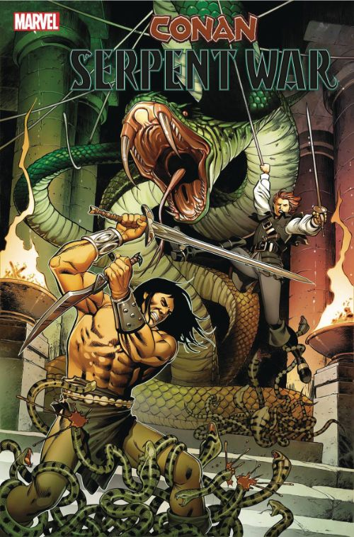 CONAN: SERPENT WAR#2