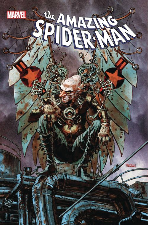 AMAZING SPIDER-MAN#36