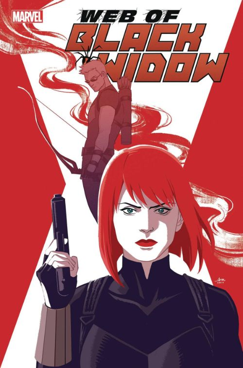 WEB OF BLACK WIDOW#4