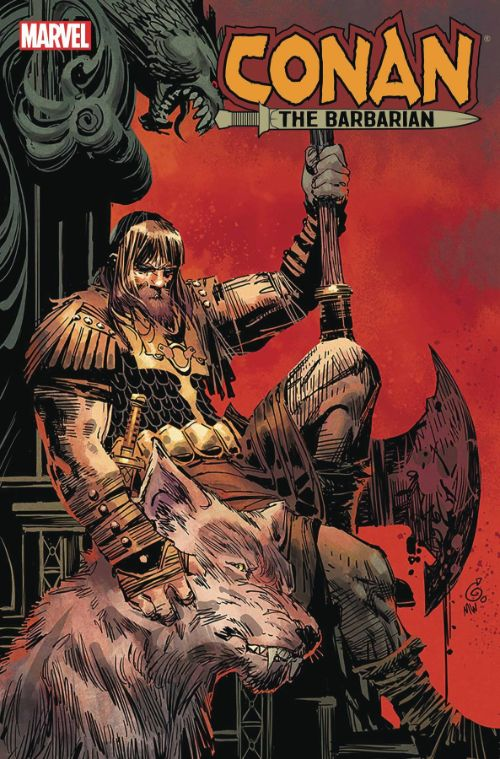 CONAN THE BARBARIAN#12