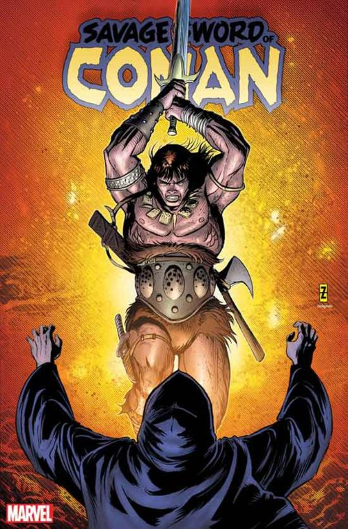 SAVAGE SWORD OF CONAN#12