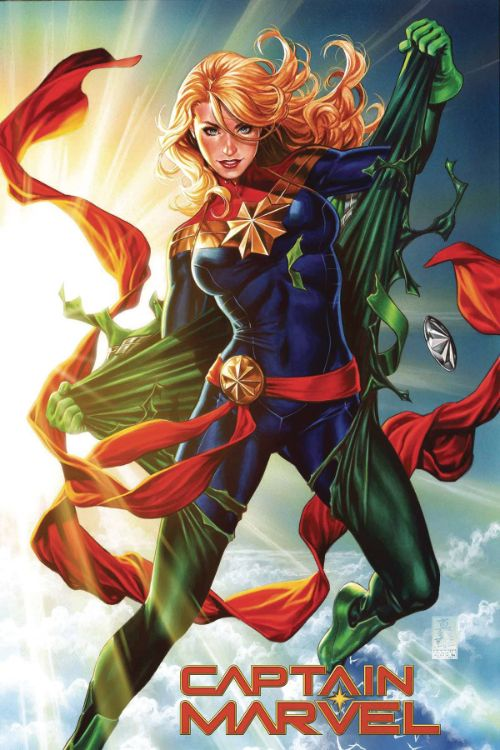CAPTAIN MARVEL VOL 02: FALLING STAR