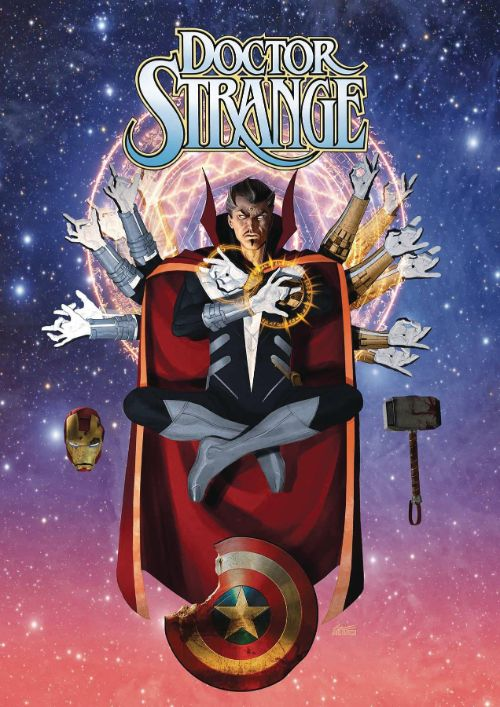 DOCTOR STRANGE BY MARK WAID VOL 04: THE CHOICE