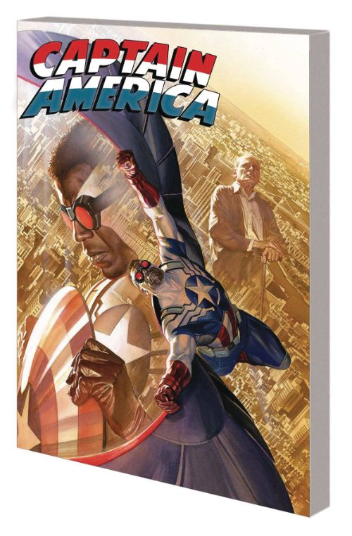 CAPTAIN AMERICA: SAM WILSON--THE COMPLETE COLLECTIONVOL 01