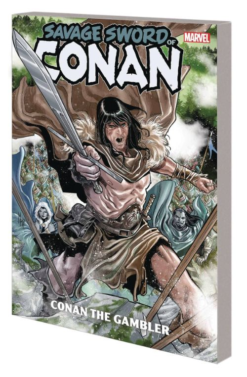SAVAGE SWORD OF CONANVOL 02: CONAN THE GAMBLER