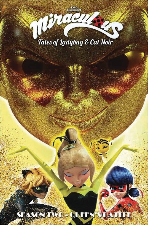 MIRACULOUS: TALES OF LADYBUG AND CAT NOIR SEASON TWO VOL 11: QUEEN'S BATTLE