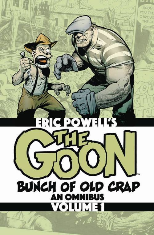 GOON: BUNCH OF OLD CRAPVOL 01