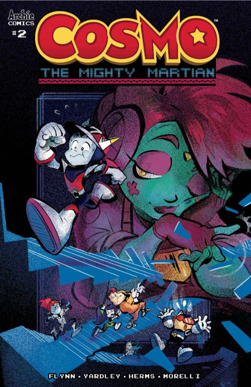 COSMO THE MIGHTY MARTIAN#2