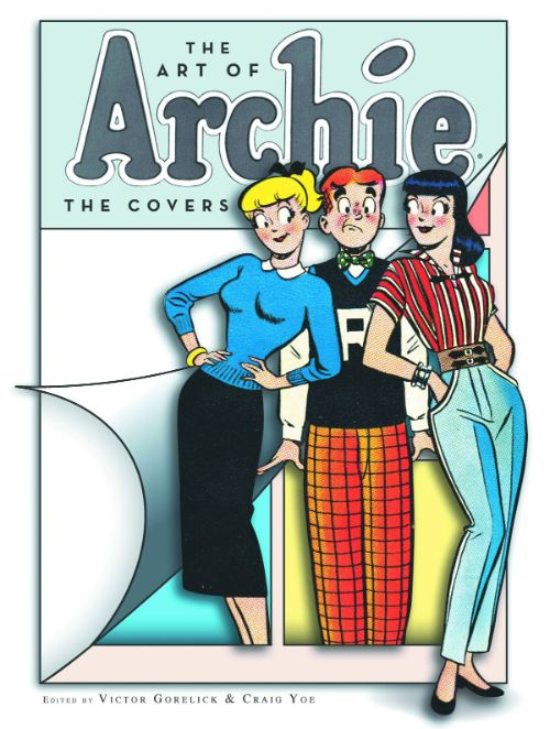 ART OF ARCHIE: THE COVERS