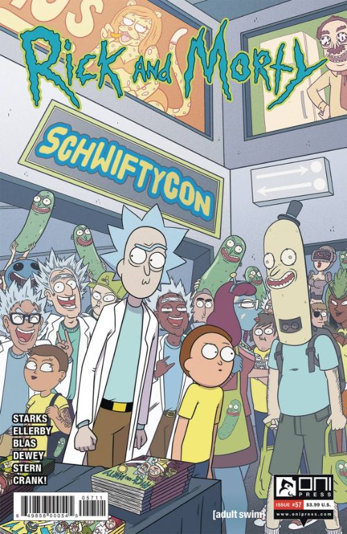 RICK AND MORTY#57