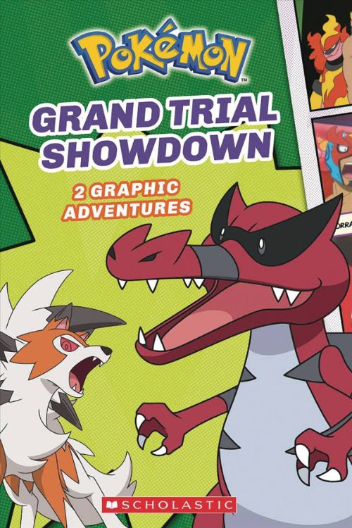 POKEMONVOL 02: GRAND TRIAL SHOWDOWN
