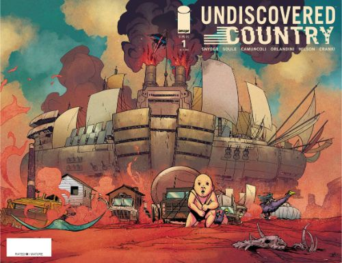 UNDISCOVERED COUNTRY#1
