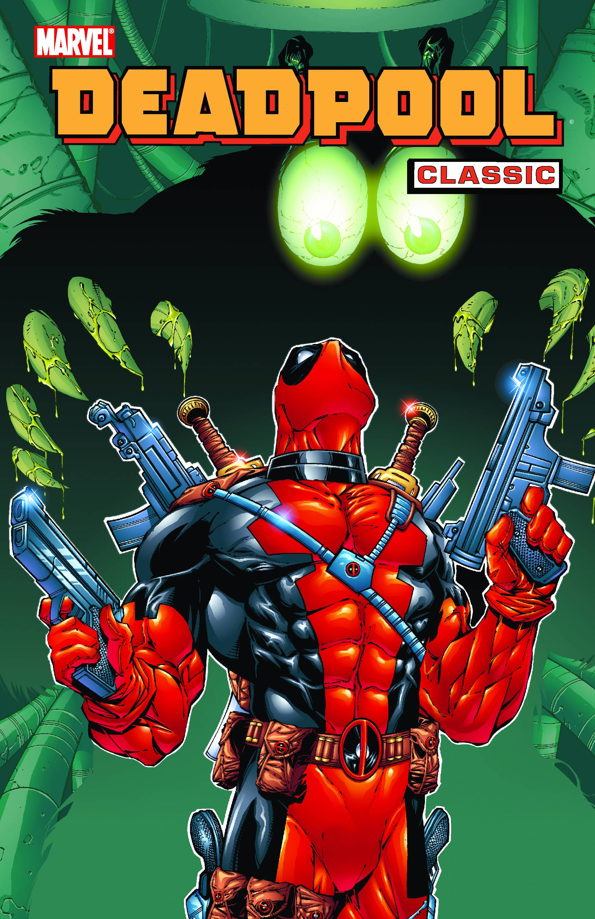 DEADPOOL CLASSIC VOL 03