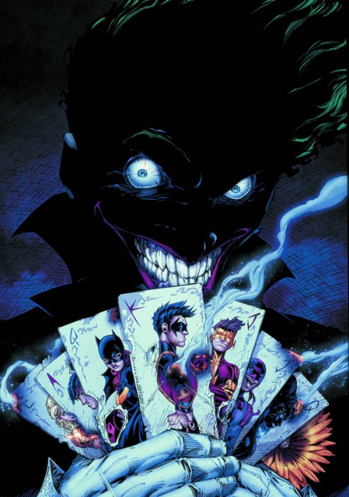 TEEN TITANS VOL 03: DEATH OF THE FAMILY