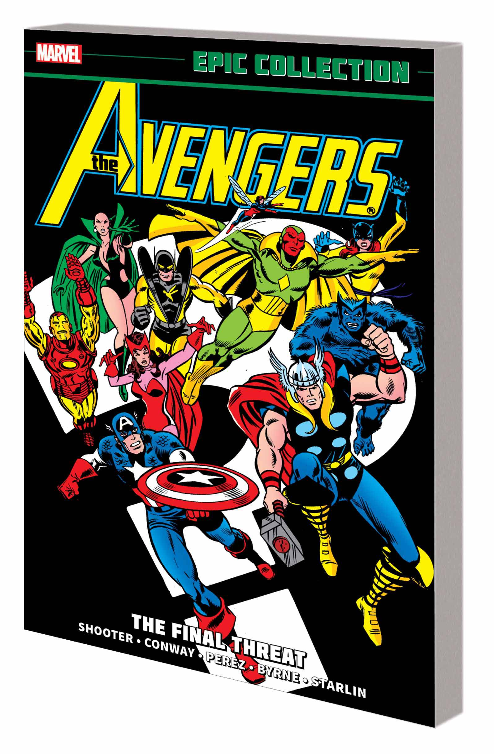 AVENGERS EPIC COLLECTION VOL 09: THE FINAL THREAT