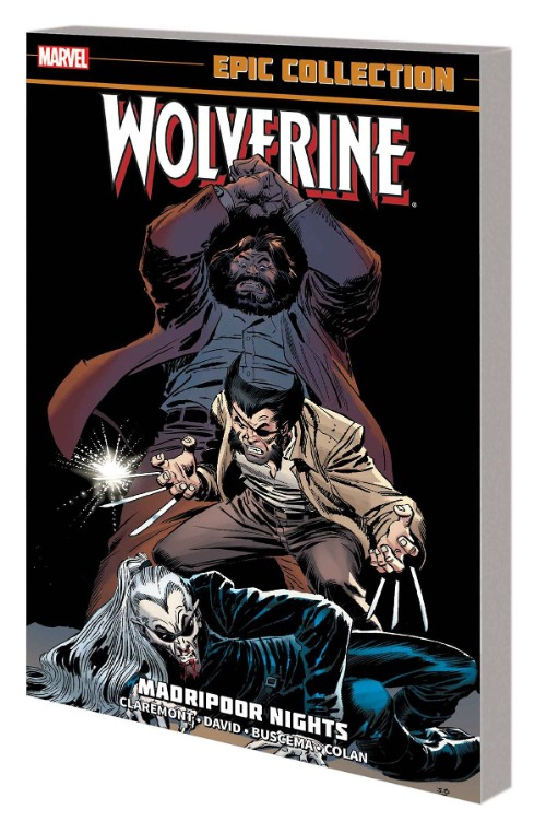 WOLVERINE EPIC COLLECTION VOL 01: MADRIPOOR NIGHTS