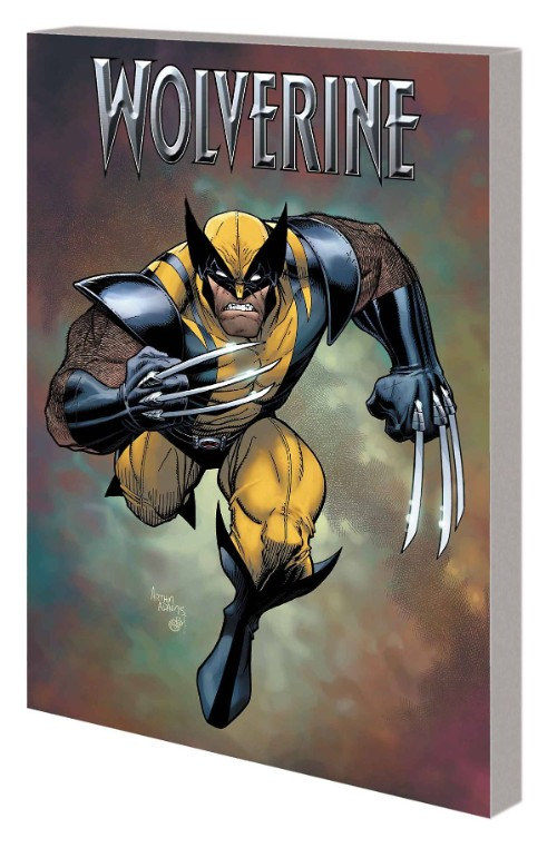WOLVERINE BY JASON AARON: THE COMPLETE COLLECTION VOL 04