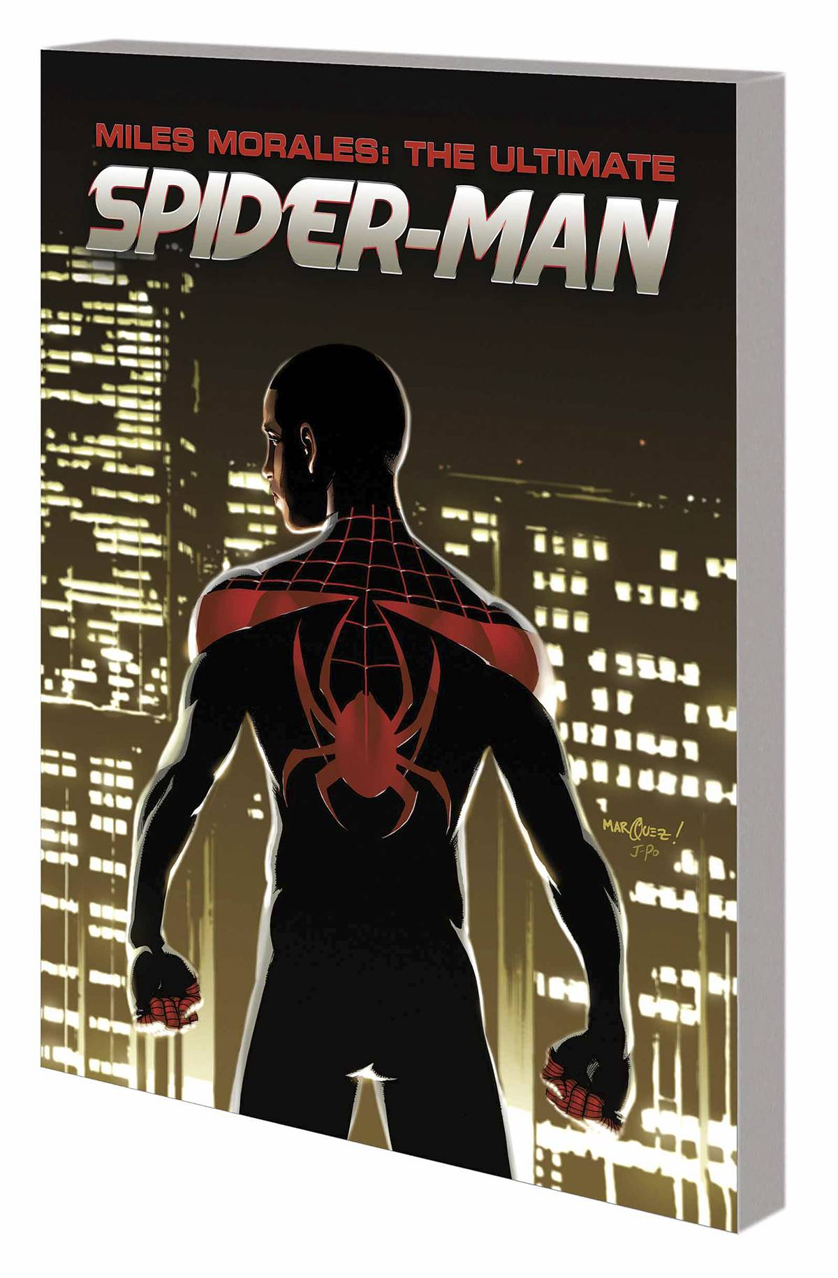 MILES MORALES: ULTIMATE SPIDER-MAN ULTIMATE COLLECTION BOOK 03