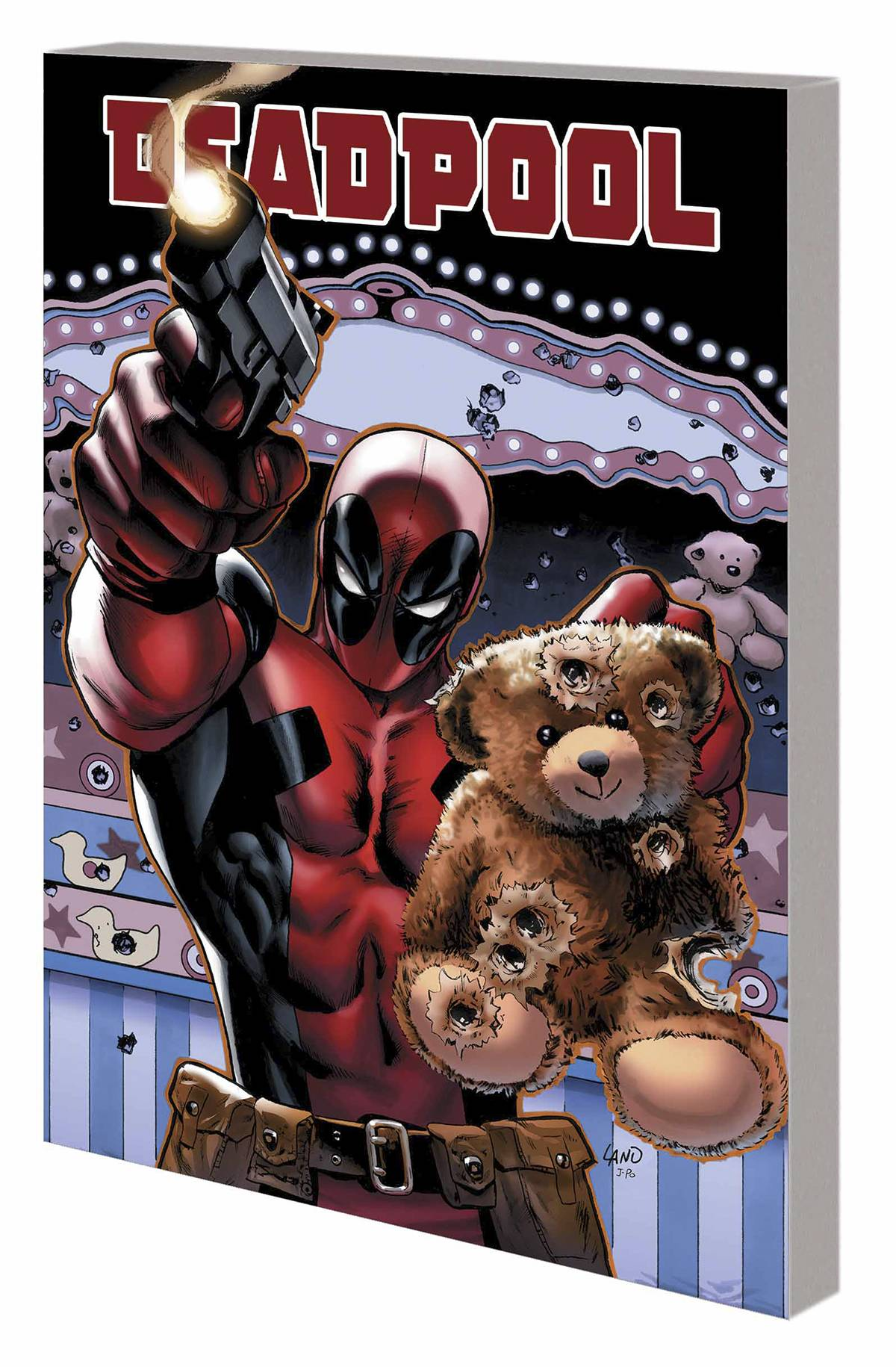 DEADPOOL CLASSIC VOL 14: SUICIDE KINGS