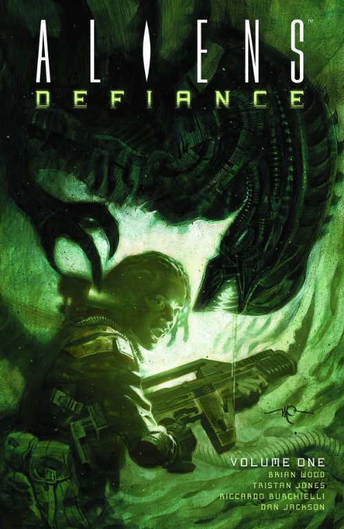 ALIENS: DEFIANCE VOL 01