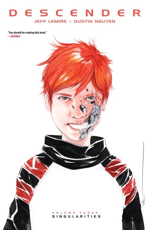 DESCENDER VOL 03: SINGULARITIES