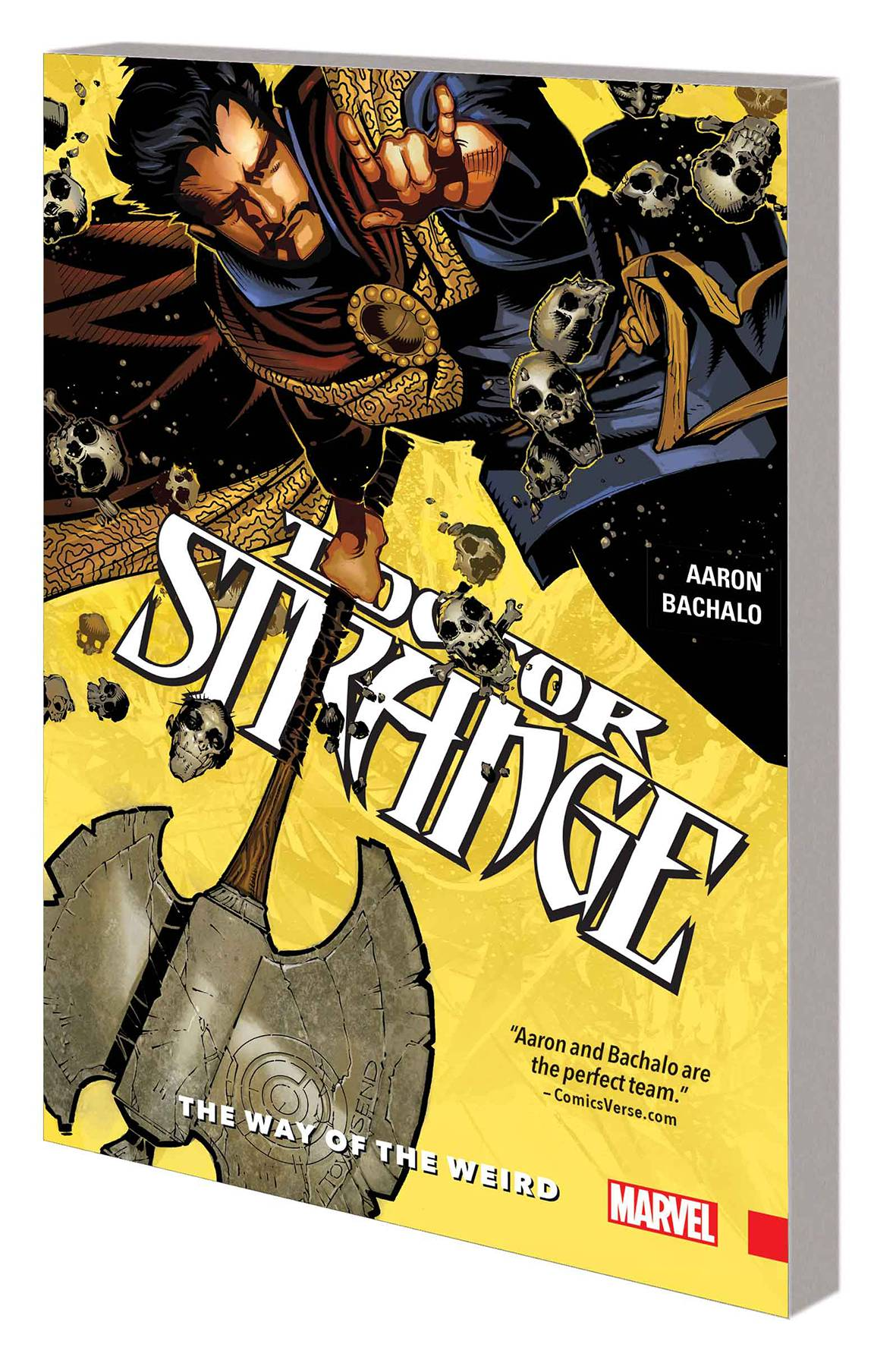 DOCTOR STRANGE VOL 01: THE WAY OF THE WEIRD