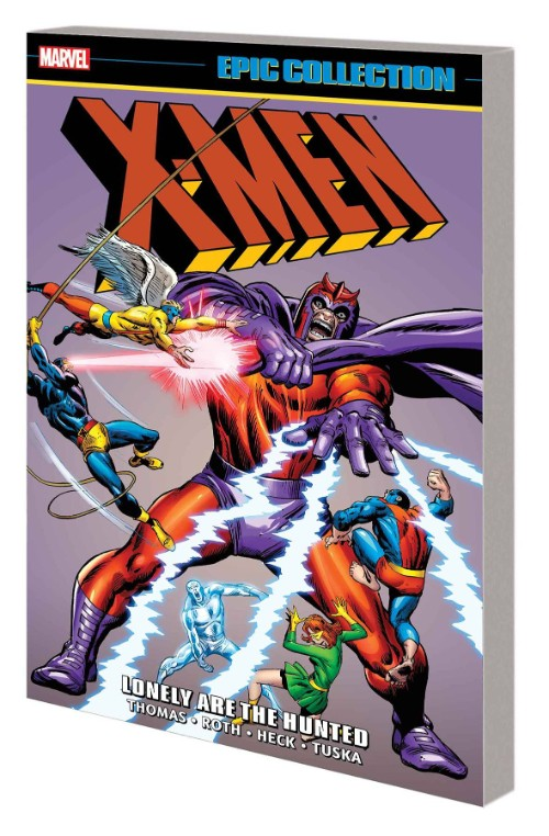X-MEN EPIC COLLECTION VOL 02: LONELY ARE THE HUNTED
