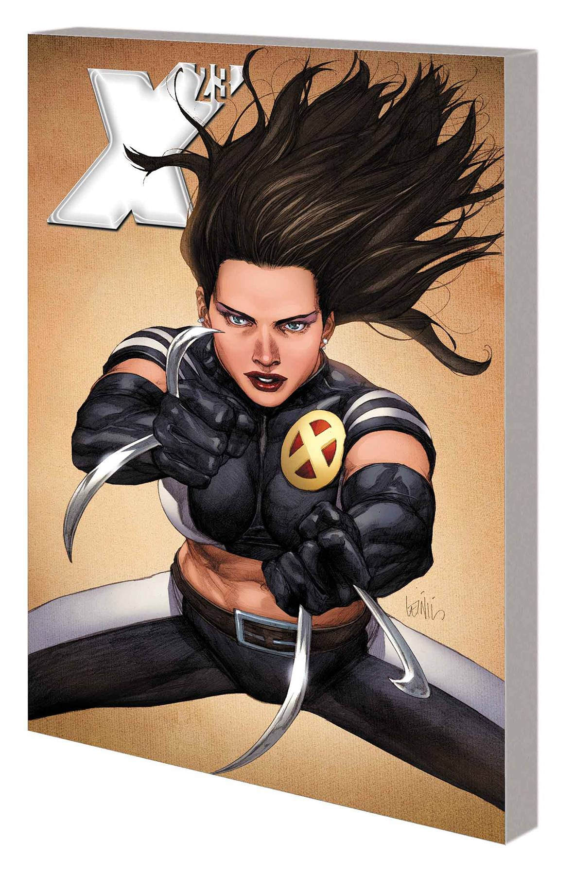 X-23: THE COMPLETE COLLECTION VOL 02