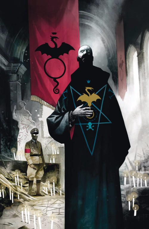 RASPUTIN: THE VOICE OF THE DRAGON#1